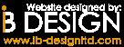 IB web design LOGO white